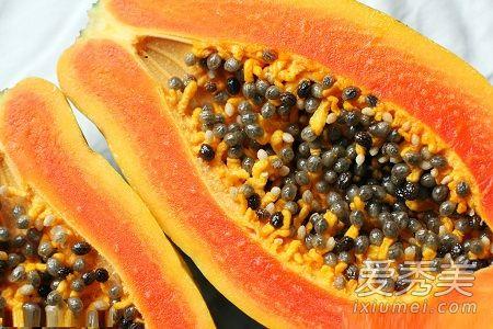 【木瓜怎么吃丰胸】正确的木瓜吃法帮助丰胸