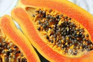 资讯【木瓜怎么吃丰胸】正确的木瓜吃法帮助丰胸